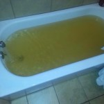 polluted WV water