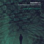 boundary 2 cover